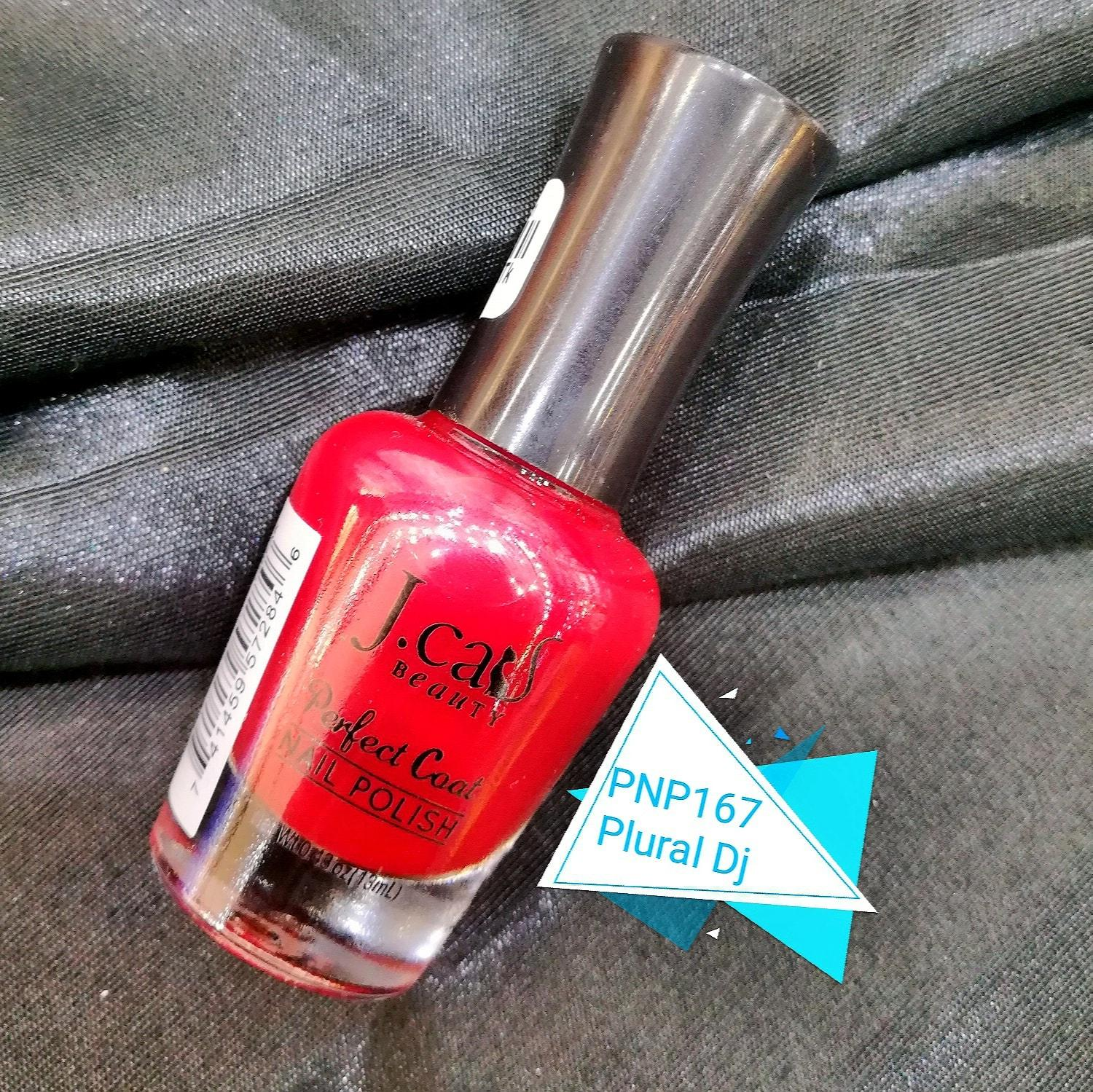 J'Cat Nail Polish  (Plural Dj)