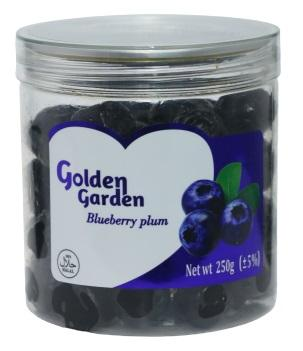 Golden Garden Blueberry Plum -250gm