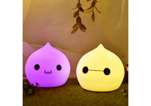Kitty Night Soft silicon lamp