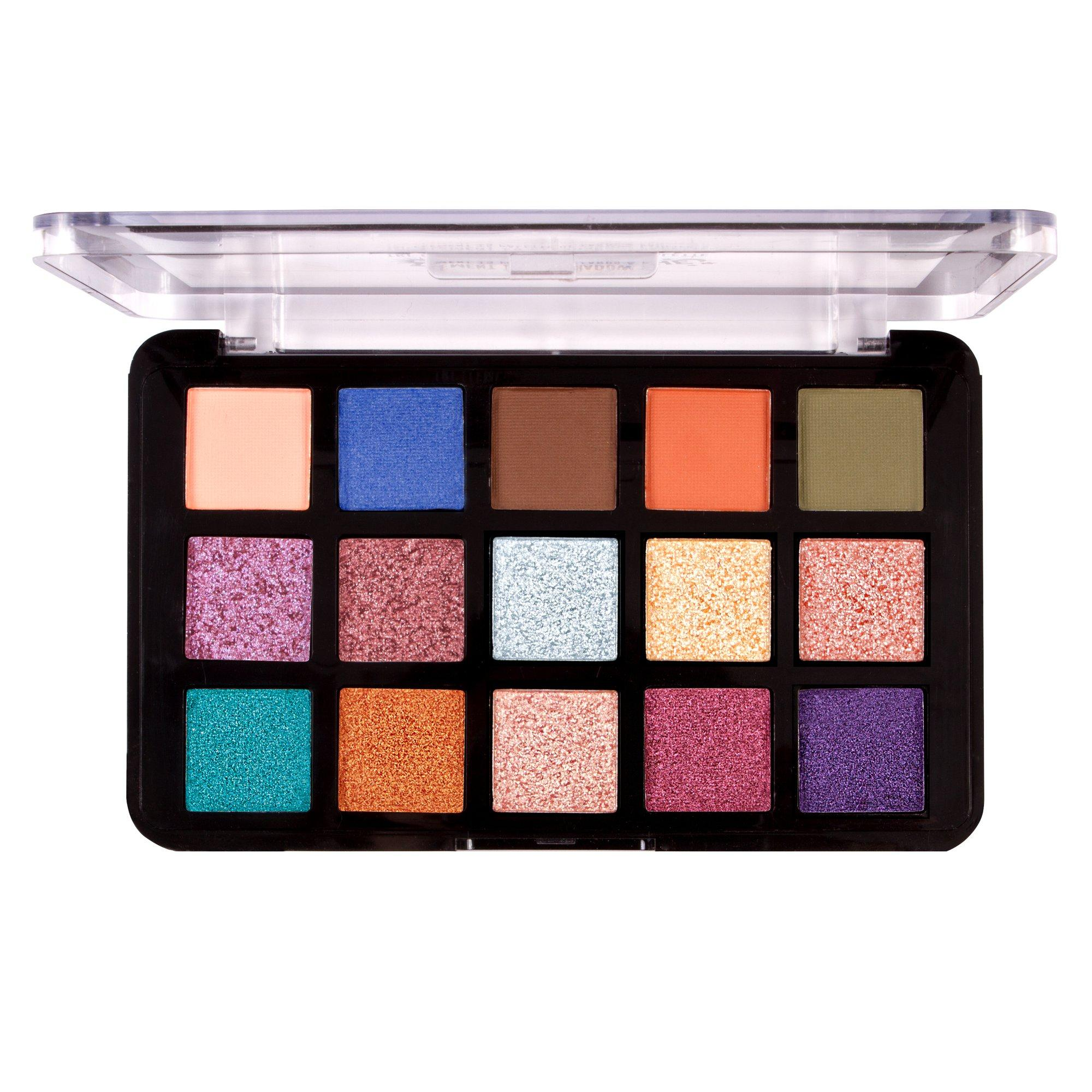 J'Cat Dia And Noche Tri Element 15 Eyeshadow Palette (101 Dia)