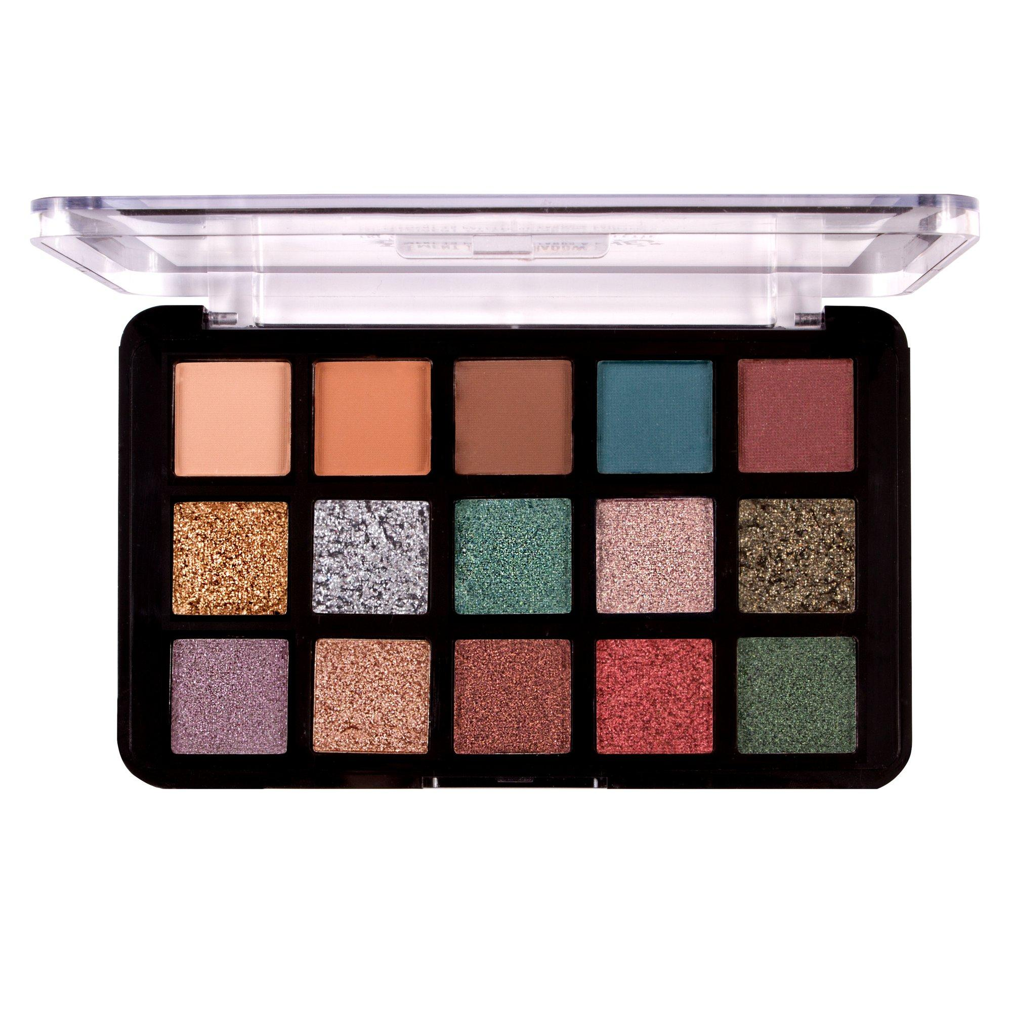 J'Cat Dia And Noche Tri Element 15 Eyeshadow Palette (102 Noche))