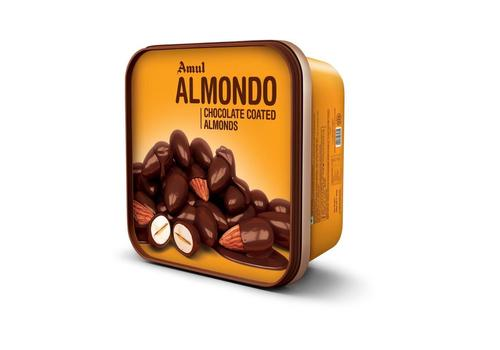 Amul Almondo Chocolate 200gm Tub-141027
