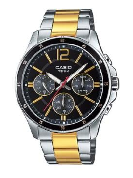 CASIO Men Watch (MTP-1374SG-1AV)