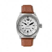 Fastrack Brown Leather Analog Watch for Men