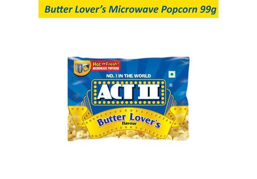 Act II MWPC Butter Lovers 99gm-AI10