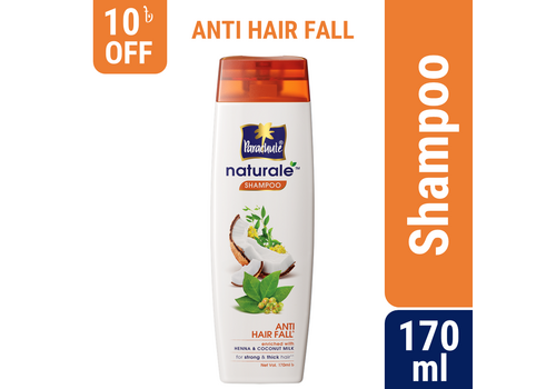 Parachute Naturale Shampoo Anti Hair Fall 170ml