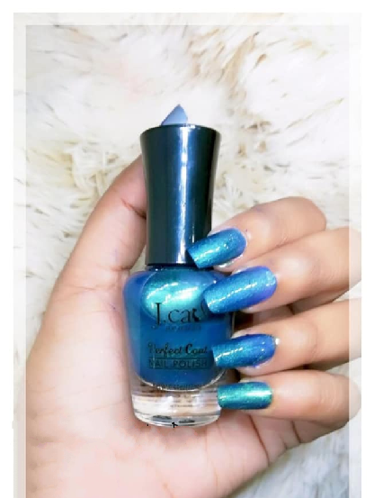 J'Cat Nail Polish  (Emerald)