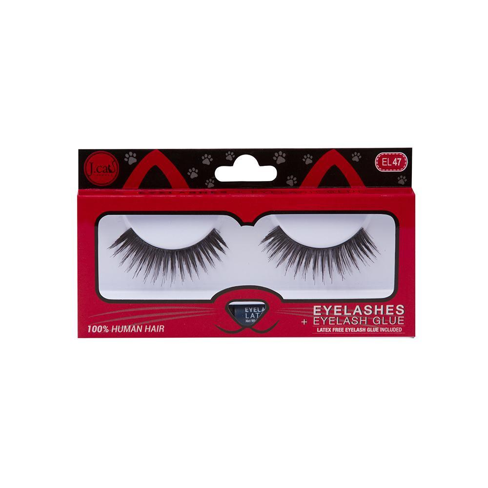 J'Cat Eye Lash   (47)