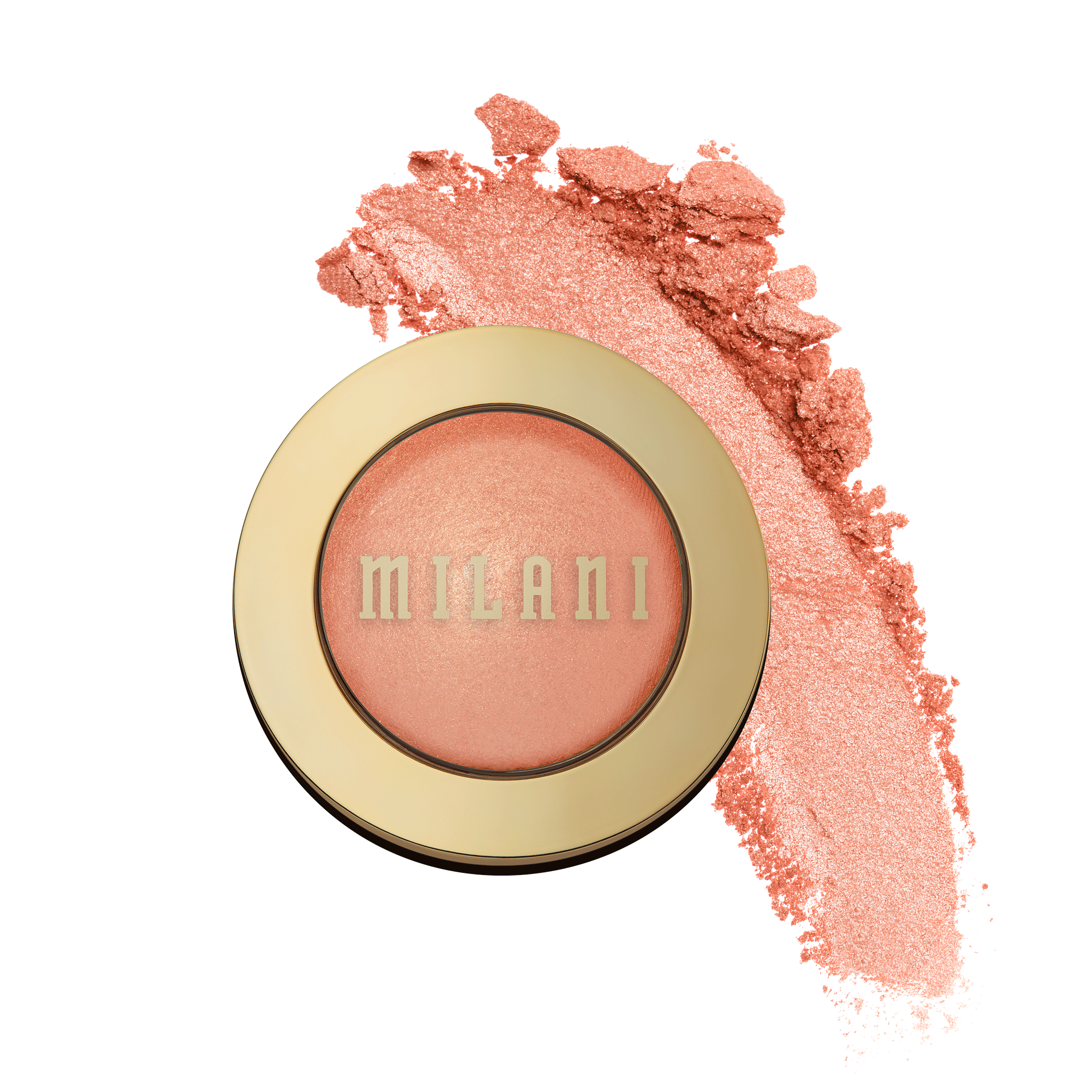 Milani Baked Powder Blush- Luminoso
