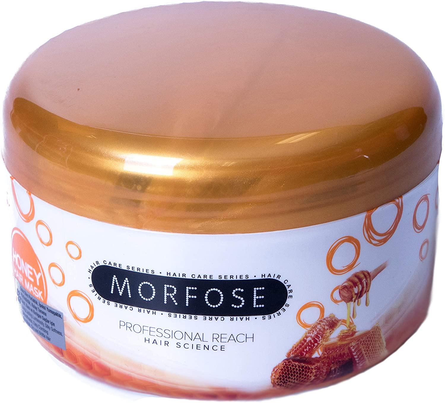 Morfose Hair Mask ( Honey 500ml)