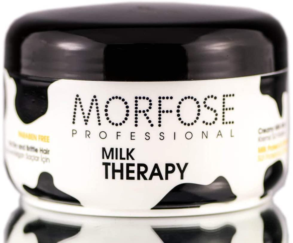 Morfose creamy milk therapy ( mask 500ml)