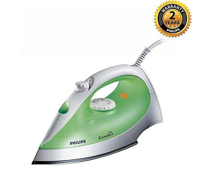Philips Steam Irons GC1010/40 1200 Watt - Green