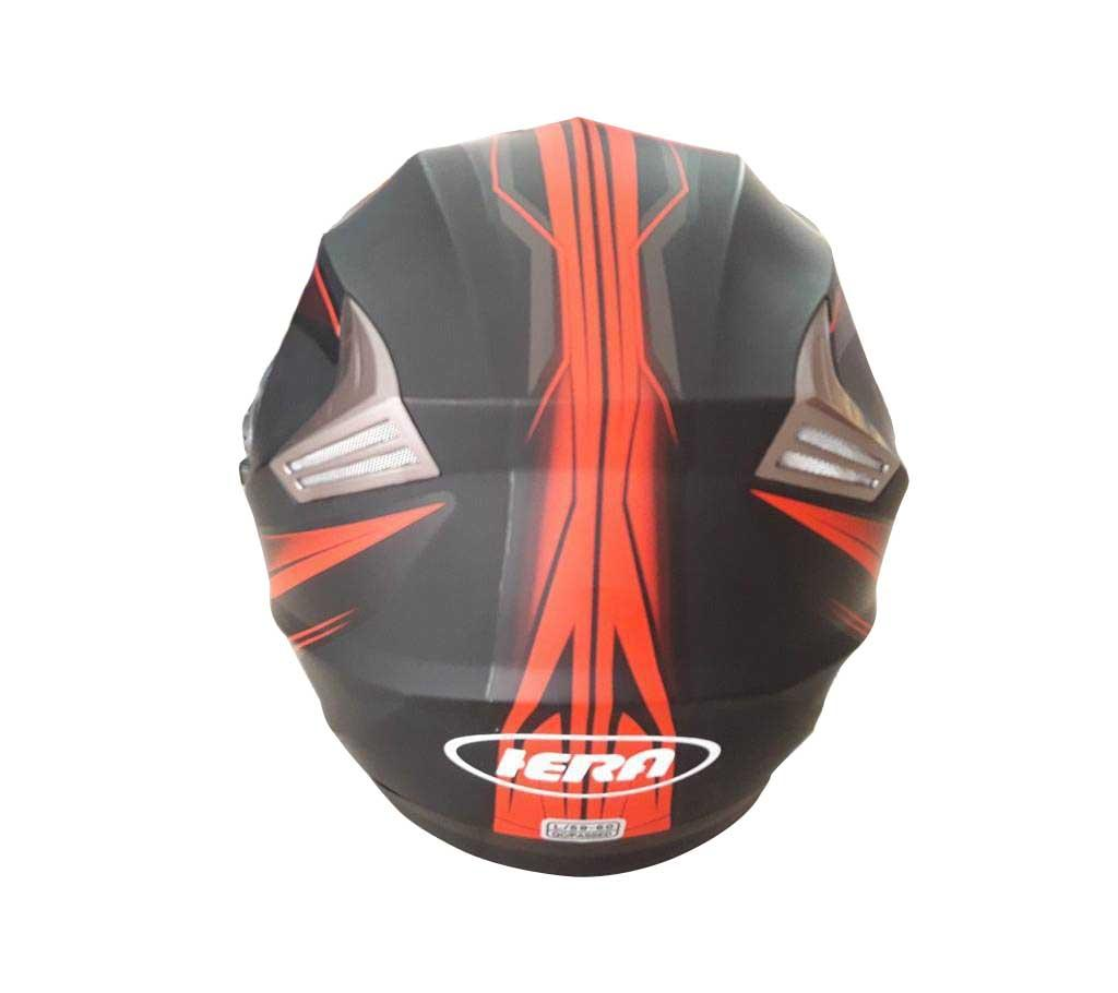 IERA Motor Bike Helmets - Black