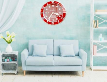 Red Luxurious Office & Home Decorated...