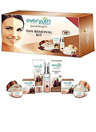 Everyuth Tan Removal Kit