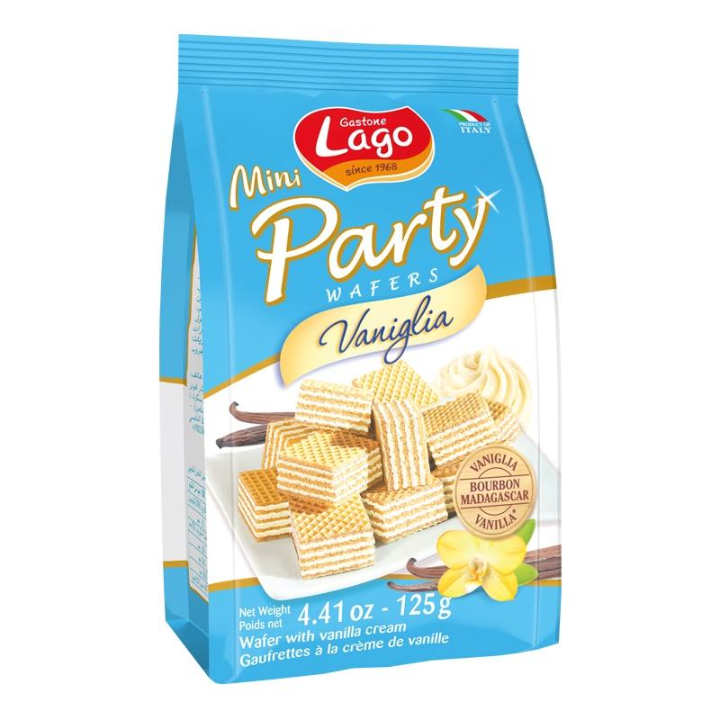 Mini Party Vanilla 125g